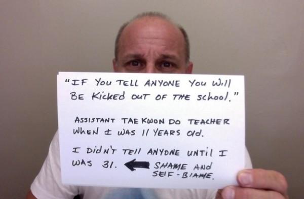 被強暴的男生寫下強暴犯說過的骯髒話13