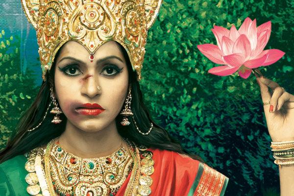 讓印度人都沉默的被虐待的女神5