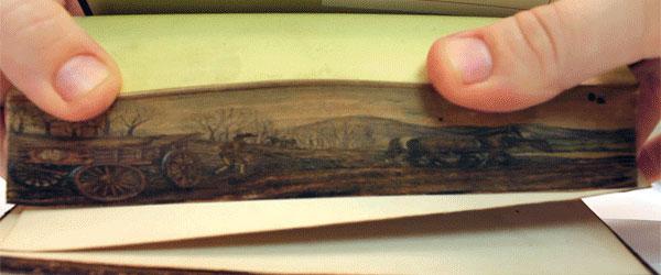 19世紀初的古書竟然藏了這樣的秘密