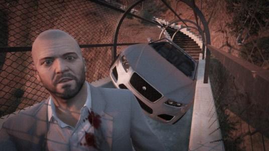 GTA 5之再血腥也要來張自拍5