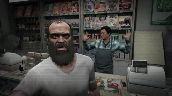 GTA 5之再血腥也要來張自拍6