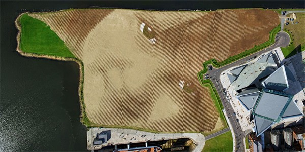 一張在天空上才看得到的臉7