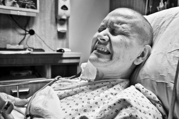 丈夫紀錄下老婆抗癌過程,結局太過寫實14