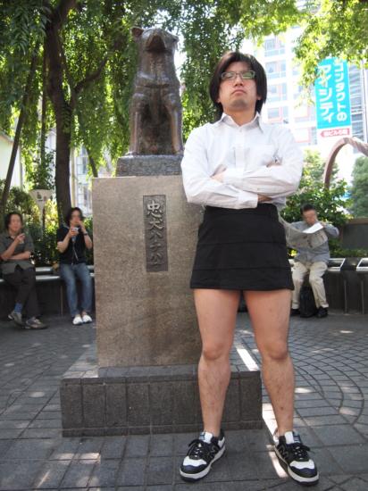 了解女生最簡單的方法是...穿上女性內褲?2