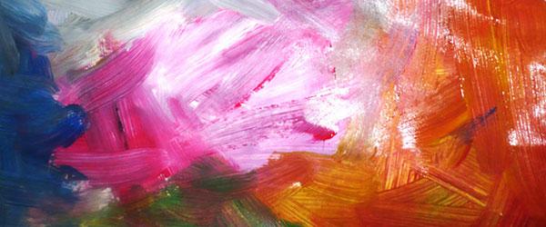 你能分辨現代藝術跟小孩塗鴉的差別嗎?