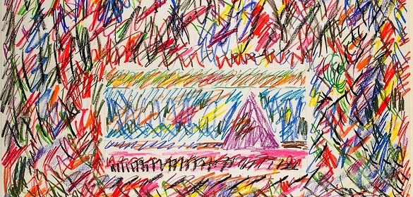 你能分辨現代藝術跟小孩塗鴉的差別嗎?10