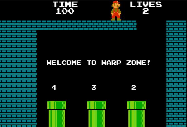 來玩線上版的超級瑪莉歐吧!2(全螢幕)