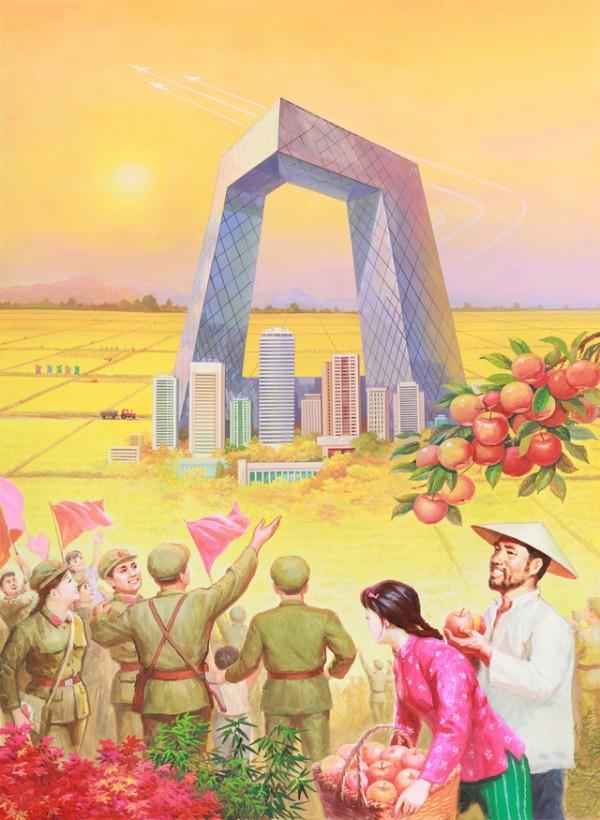 北韓人眼中的中國根本是未來世界2