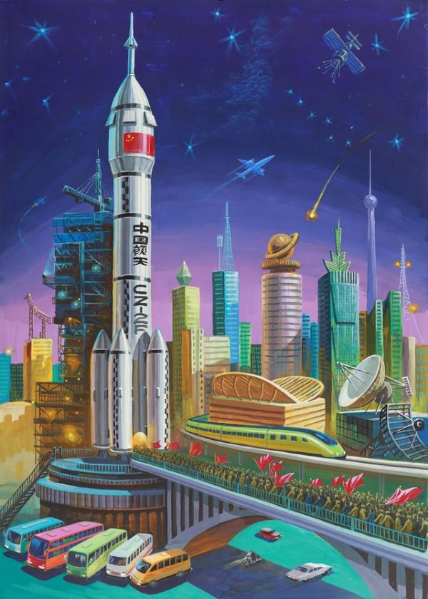 北韓人眼中的中國根本是未來世界3