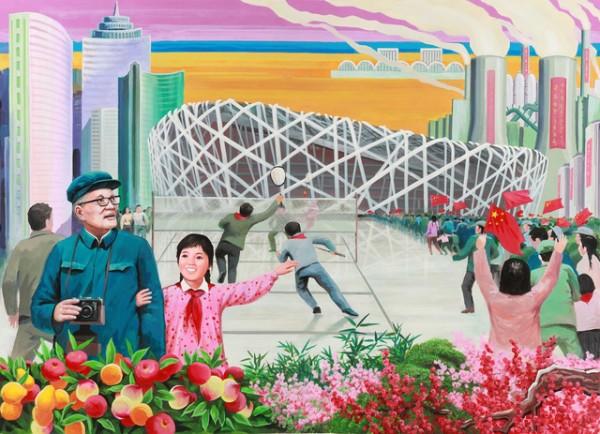 北韓人眼中的中國根本是未來世界4