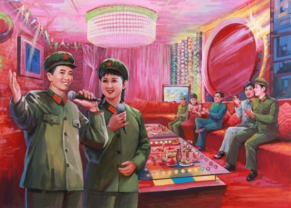 北韓人眼中的中國根本是未來世界7