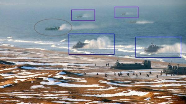 北韓的失敗Photoshop作品集1