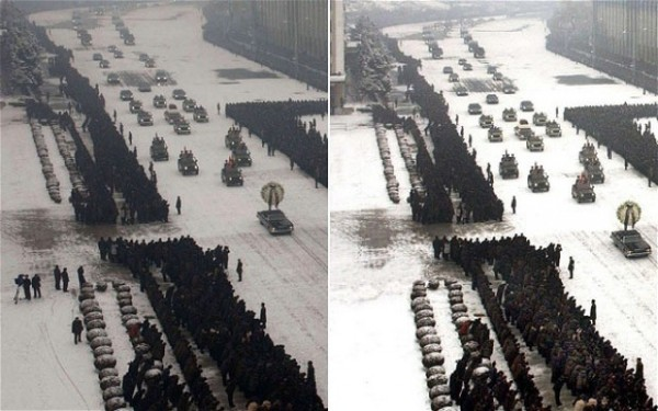 北韓的失敗Photoshop作品集8
