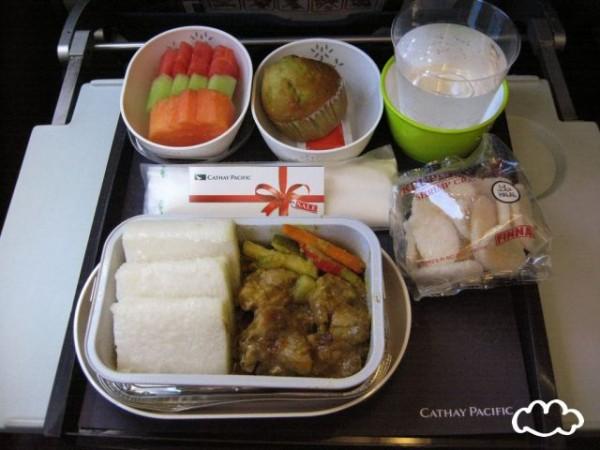 各國飛機餐點PK!015