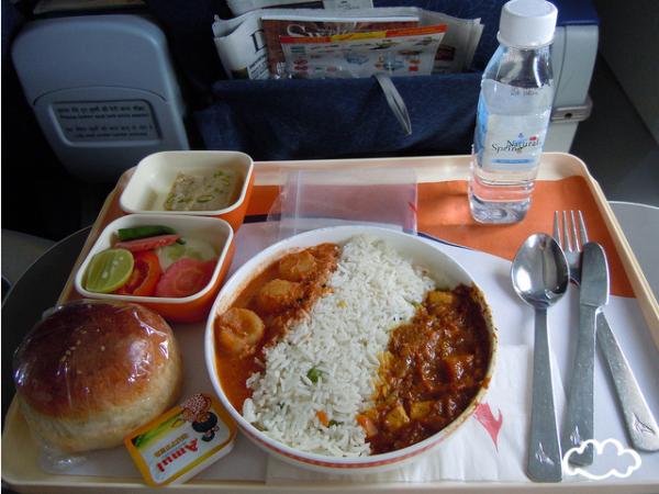 各國飛機餐點PK!13