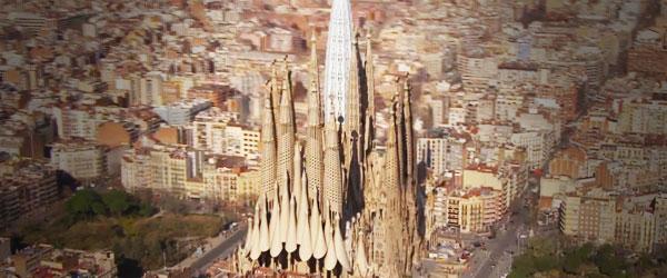 將於2026完工的西班牙大教堂超展開0