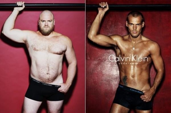 素人挑戰男模內褲廣告,成果...就還好3