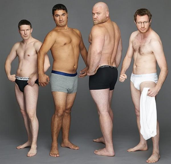 素人挑戰男模內褲廣告,成果...就還好5