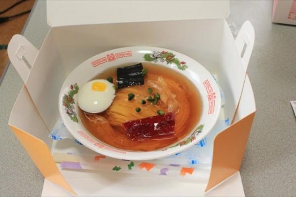 這不是拉麵,這是蛋糕!2