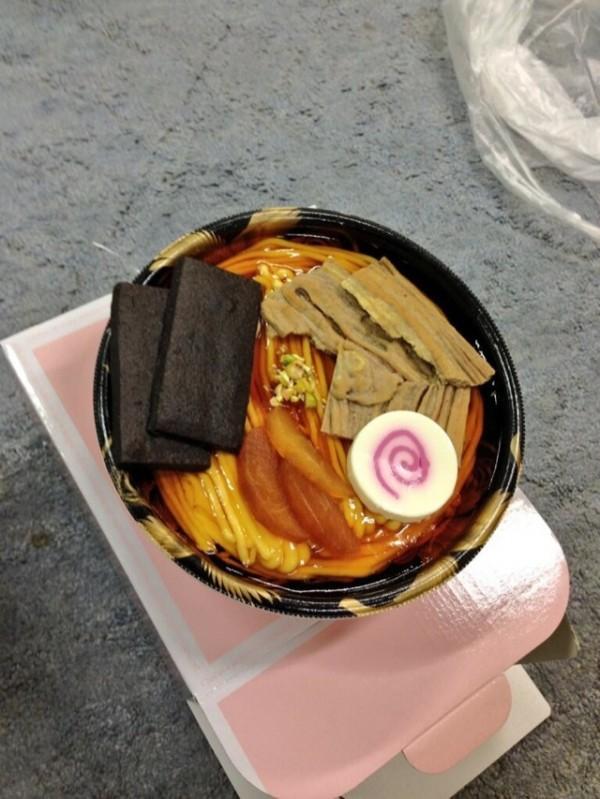這不是拉麵,這是蛋糕!3