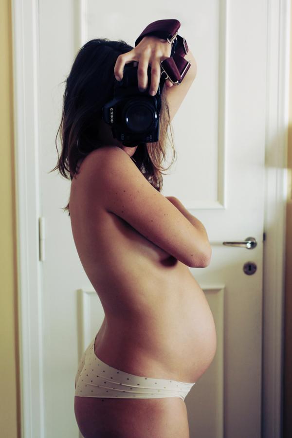 10張照片記錄女人懷孕身材的改變5