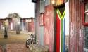 世界怎麼了?南非出現給有錢人看爽的貧民窟