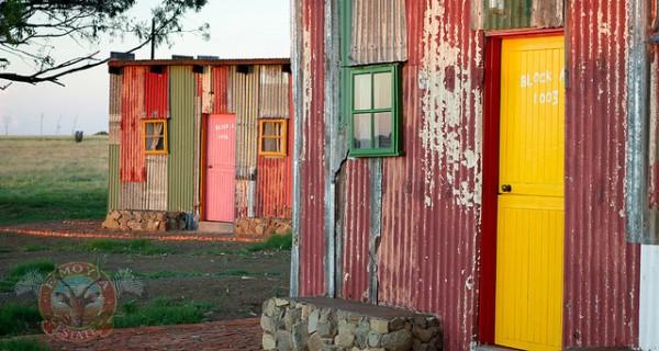 世界怎麼了?南非出現給有錢人看爽的貧民窟5