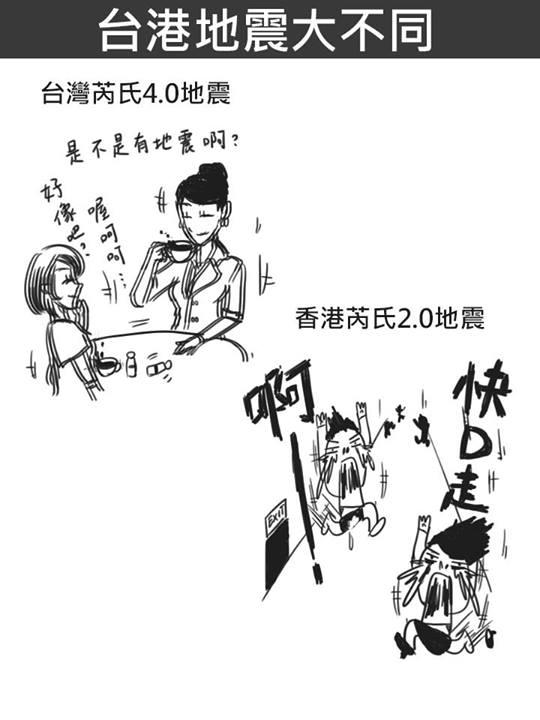 台灣 vs 香港:25個超中肯的差異1