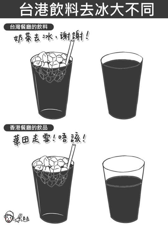 台灣 vs 香港:25個超中肯的差異18
