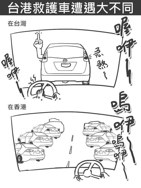 台灣 vs 香港:25個超中肯的差異7