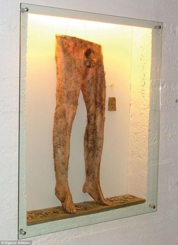 史上最恐怖褲子!冰島「人皮褲」1