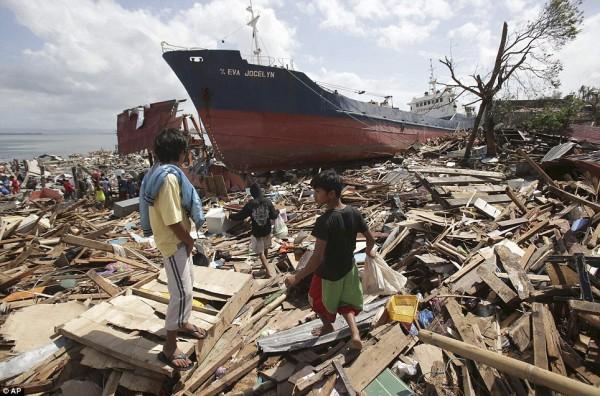 如果你是還有一點理智的台灣人,請分享這篇了解如何幫助菲國受災戶13