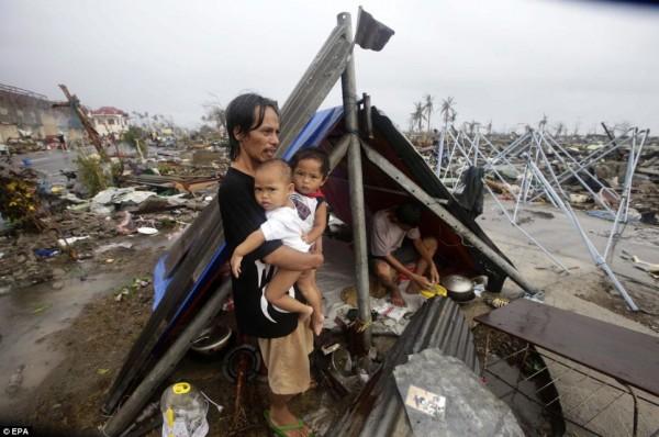 如果你是還有一點理智的台灣人,請分享這篇了解如何幫助菲國受災戶15