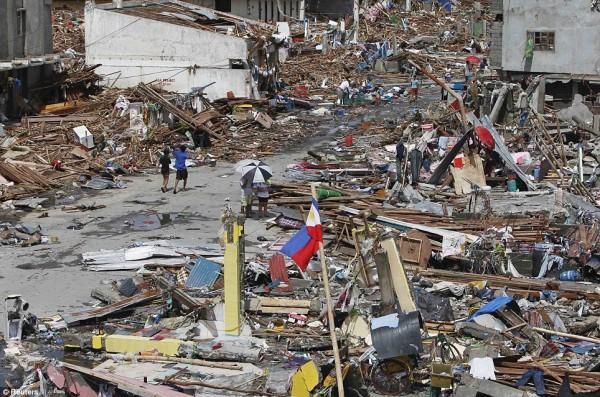 如果你是還有一點理智的台灣人,請分享這篇了解如何幫助菲國受災戶18
