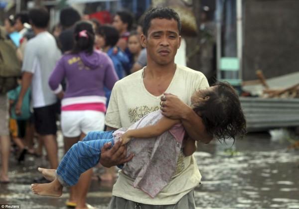 如果你是還有一點理智的台灣人,請分享這篇了解如何幫助菲國受災戶2