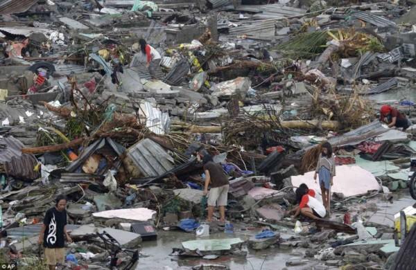 如果你是還有一點理智的台灣人,請分享這篇了解如何幫助菲國受災戶24