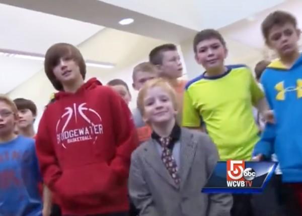 小學五年級的學生集體保護被欺負的小一同學4