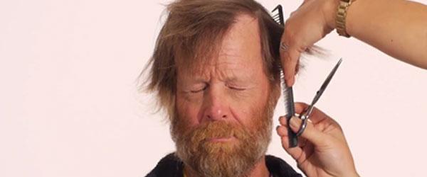 會讓你感動落淚的理髮過程0