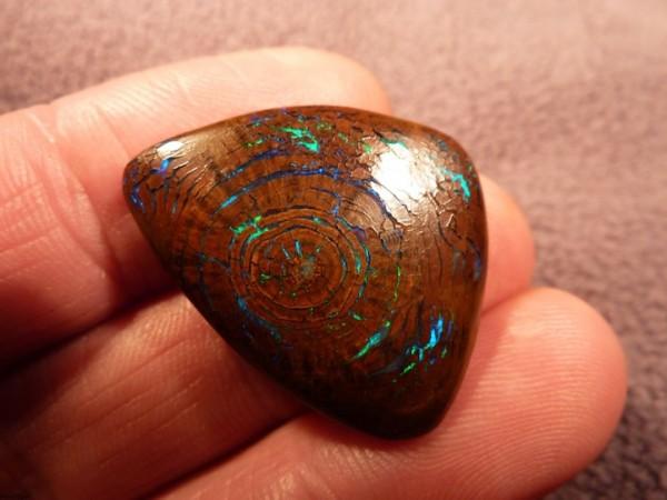 看起來像是發光木頭的神秘蛋白石6