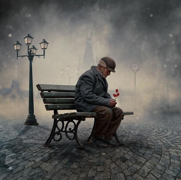 讓人感到窒息般孤獨的夢境場景6