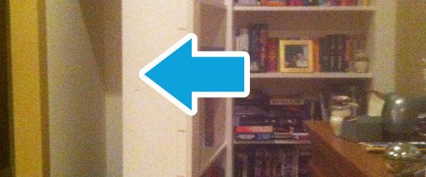 超毛!房間發現秘室,秘室裡有屋主的糖果和恐物的玩具
