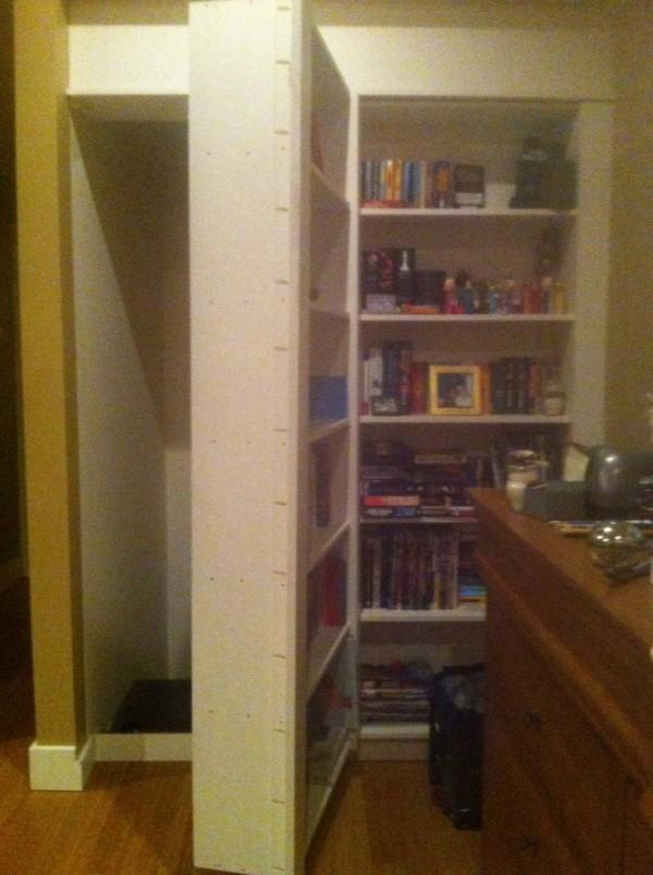 超毛!房間發現秘室,秘室裡有屋主的糖果和恐物的玩具2