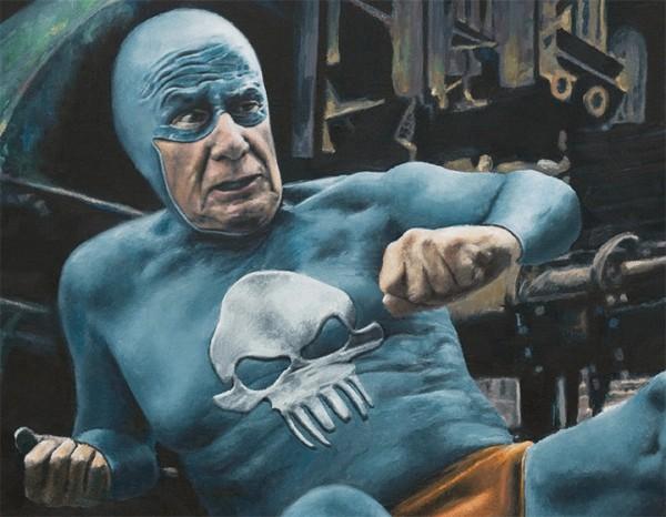 超級英雄面對自己老化...有股淡淡的哀傷2
