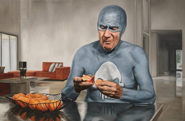 超級英雄面對自己老化...有股淡淡的哀傷4