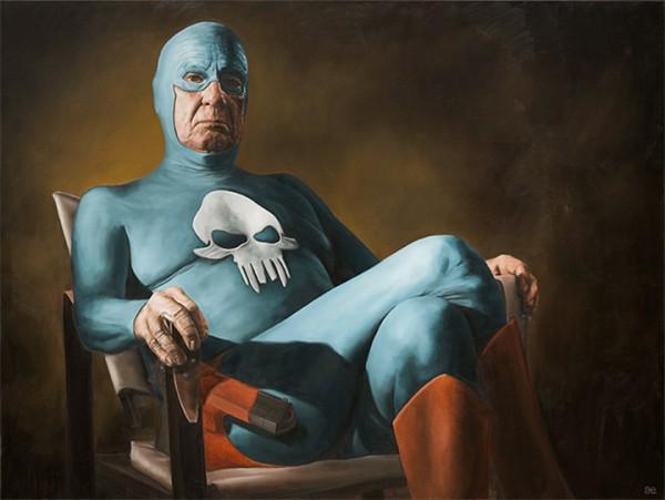 超級英雄面對自己老化...有股淡淡的哀傷6