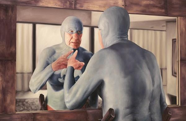 超級英雄面對自己老化...有股淡淡的哀傷8