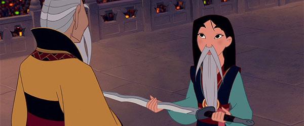 迪士尼公主長鬍子超man...有事嗎先生?