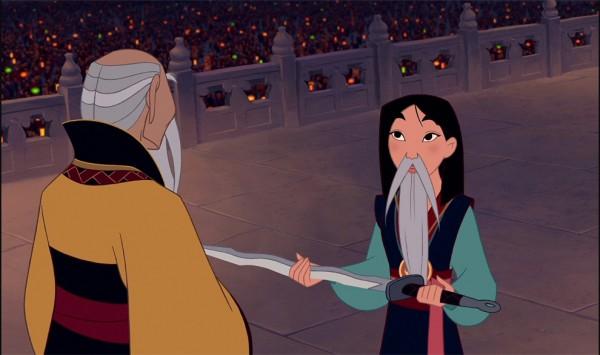 迪士尼公主長鬍子超man...有事嗎先生?12