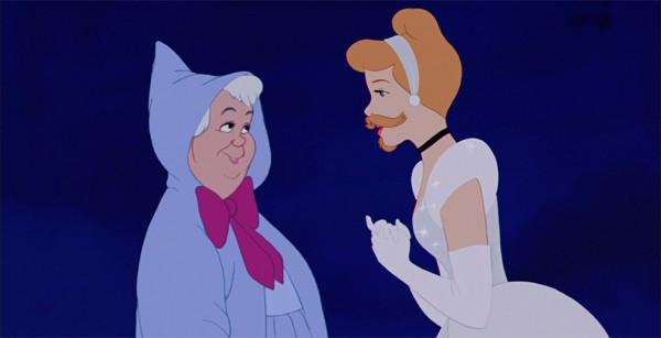 迪士尼公主長鬍子超man...有事嗎先生?7