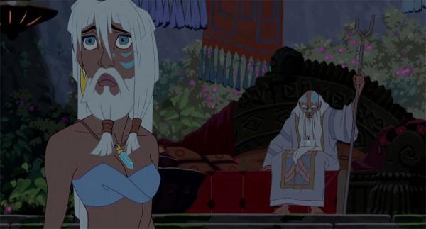 迪士尼公主長鬍子超man...有事嗎先生?8
